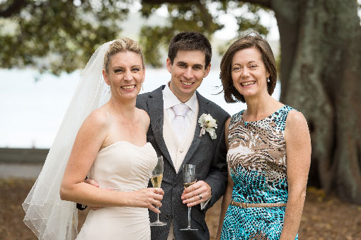 Balmoral Beach Rotunda Wedding