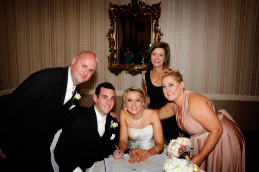 Cropley House Wedding