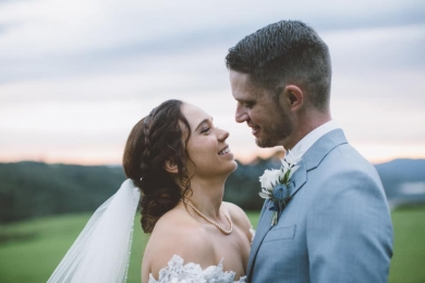 All Loved Up; The Old Dairy Maleny Wedding; rainy day wedding