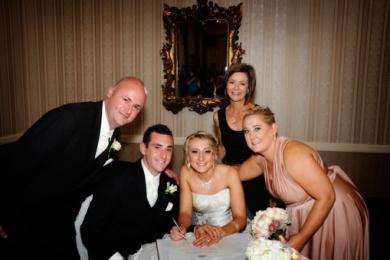 Cropley House Wedding